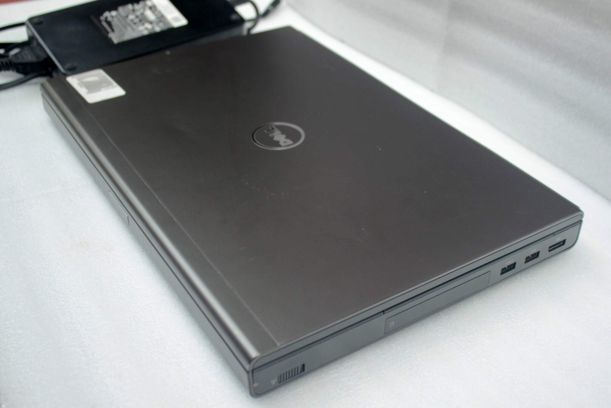 Laptop Dell Workstation M4800 /i7-4810QM /Ram 8gb /HDD 500gb