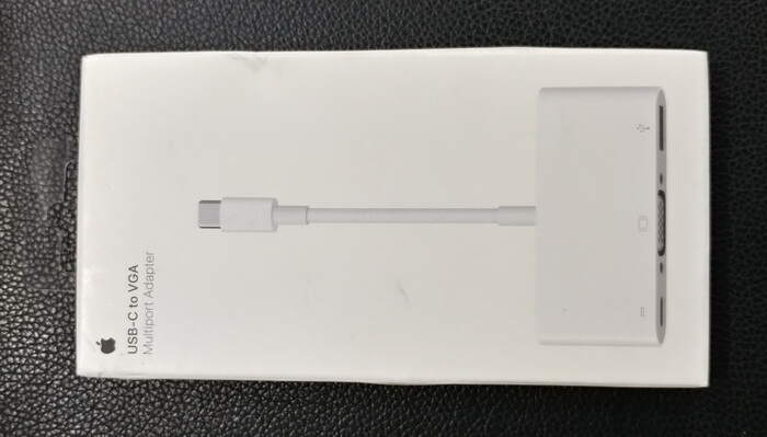 Phụ kiện Macbook: USB-C, thunderbolt, adapter... - 5