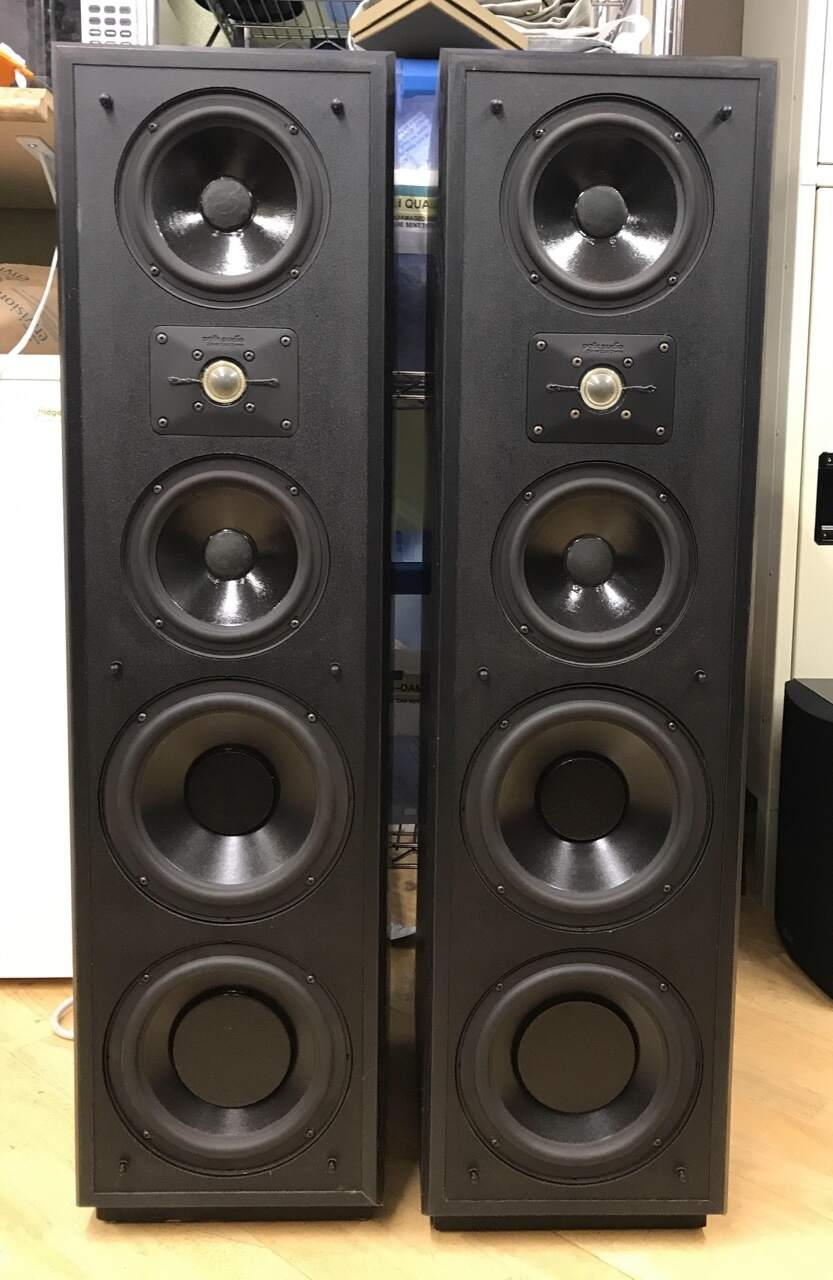 Loa Mỹ POLK AUDIO Monitor Series 11T