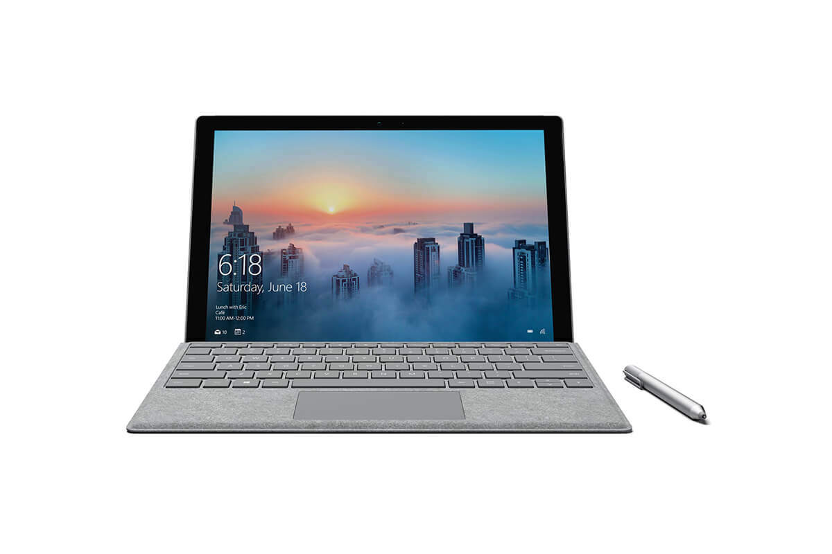 Surface Pro 5 2017 Core M3 / 4GB / 128GB / TypeCover + Pen / Fullbox - 280240
