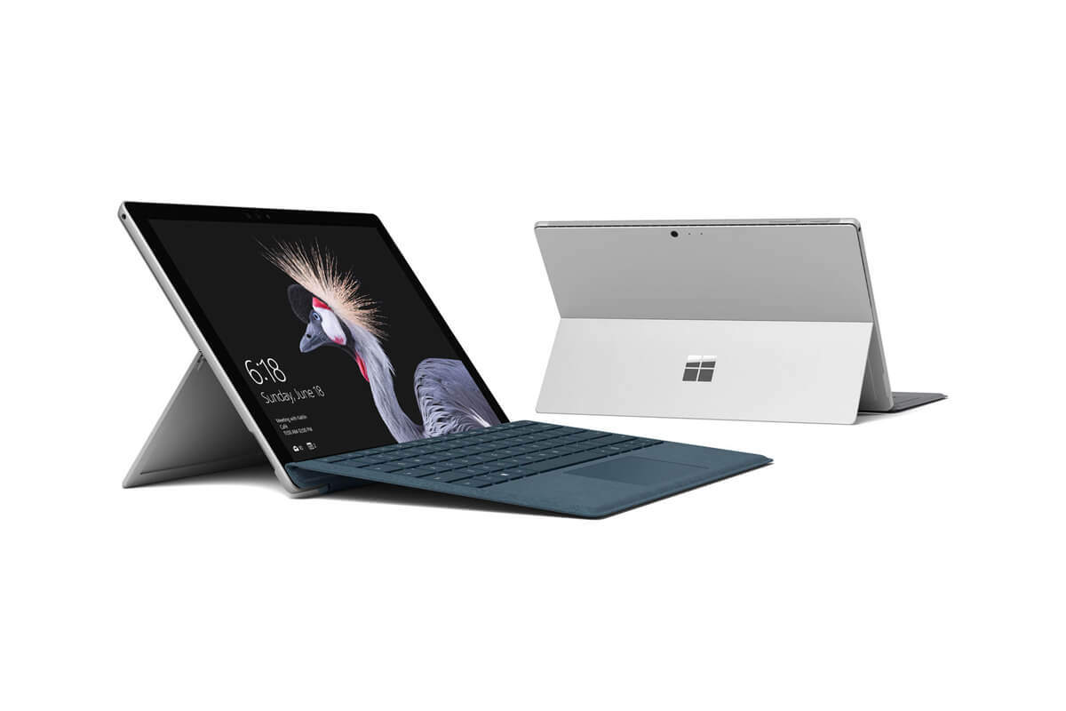 Surface Pro 5 2017 Core M3 / 4GB / 128GB / TypeCover + Pen / Fullbox - 280242